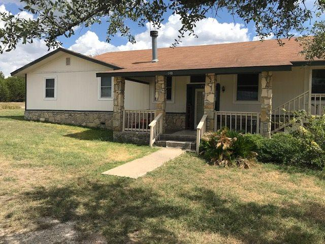 109 Overlook Trail, Burnet, TX 78611 (#145625) :: The ZinaSells Group