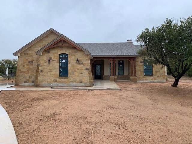 326 Capstone Dr, Marble Falls, TX 78654 (#150197) :: Zina & Co. Real Estate