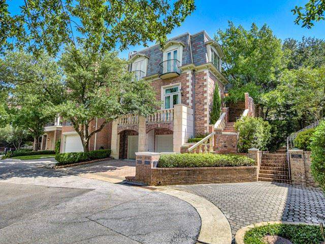 2701 Hillview Green Lane, Austin, TX 78703 (#150241) :: Zina & Co. Real Estate