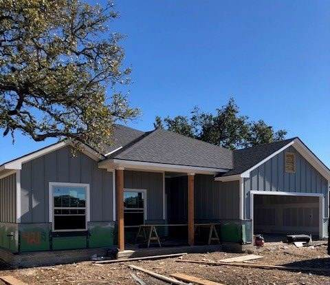 421 Dove Trail, Bertram, TX 78605 (#150615) :: Zina & Co. Real Estate