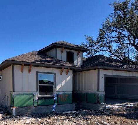 417 Dove Trail, Bertram, TX 78605 (#150617) :: Zina & Co. Real Estate
