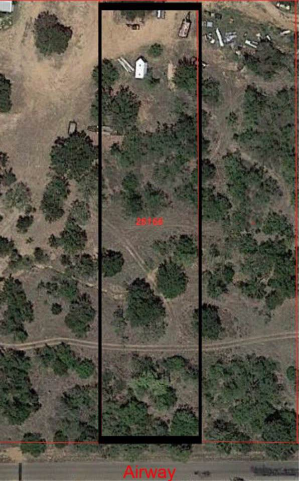 Lot 45 Airway, Kingsland, TX 78639 (#150803) :: Zina & Co. Real Estate