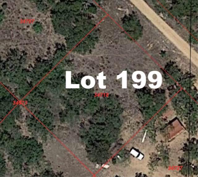 Lot 199 Longmont, Kingsland, TX 78639 (#150893) :: Zina & Co. Real Estate