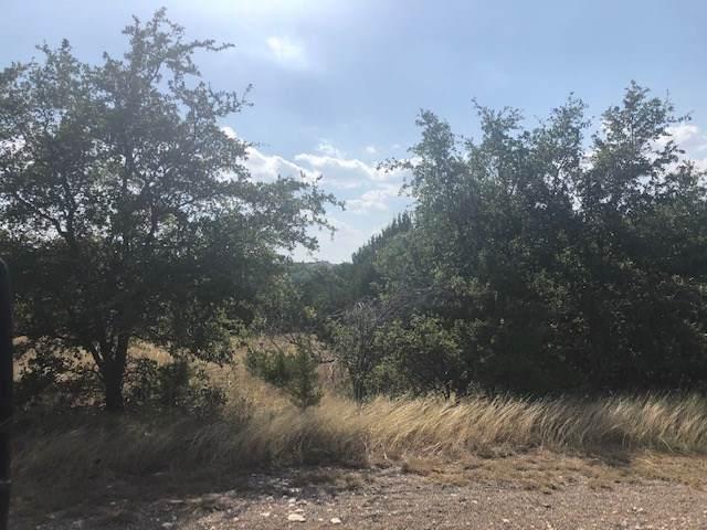 Lot 56 Sunset Peak, Bertram, TX 78605 (#153003) :: Zina & Co. Real Estate