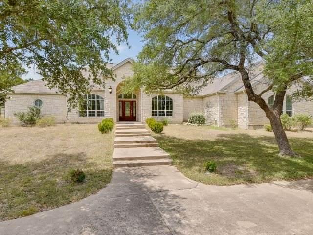 12100 Montana Springs Drive, Marble Falls, TX 78654 (#153034) :: Zina & Co. Real Estate