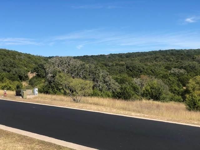 lot 59 Eagle Ridge, Burnet, TX 78611 (#154228) :: Zina & Co. Real Estate