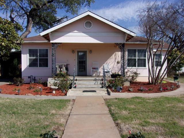 301 E Sandstone, Llano, TX 78643 (MLS #75471) :: Absolute Charm Real Estate