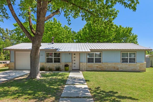 314 W Ufer St, Fredericksburg, TX 78624 (MLS #75788) :: Absolute Charm Real Estate