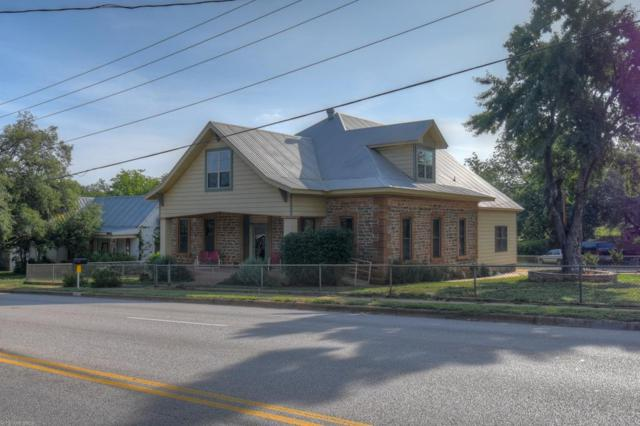 1206 -- Ford St, Llano, TX 78643 (MLS #75902) :: Absolute Charm Real Estate