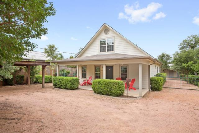 423 E Orchard St, Fredericksburg, TX 78624 (MLS #75972) :: Absolute Charm Real Estate