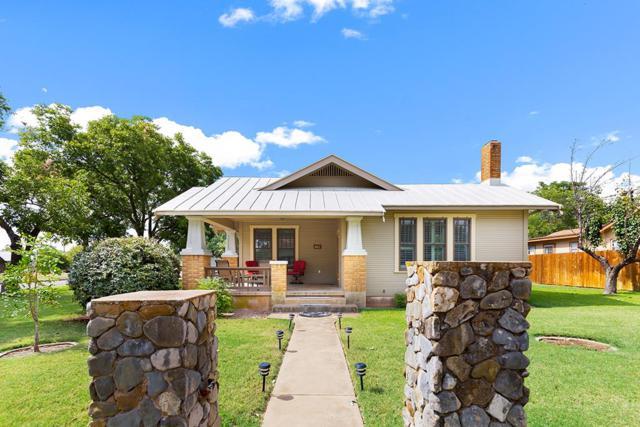 921 -- Bell, Fredericksburg, TX 78624 (MLS #76254) :: Absolute Charm Real Estate