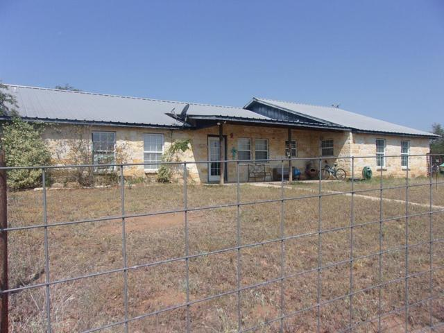 590 -- Wayne Rd, Llano, TX 78643 (MLS #76293) :: Absolute Charm Real Estate