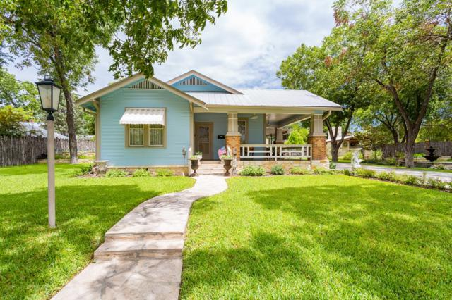 112 E Travis St, Fredericksburg, TX 78624 (MLS #76384) :: Absolute Charm Real Estate