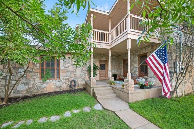 315 W Live Oak Rd, Fredericksburg, TX 78624 (MLS #76495) :: Absolute Charm Real Estate