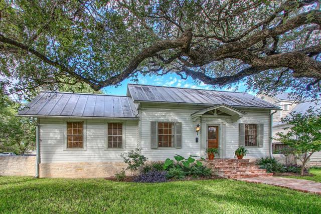 108 W Creek St, Fredericksburg, TX 78624 (MLS #76552) :: Absolute Charm Real Estate