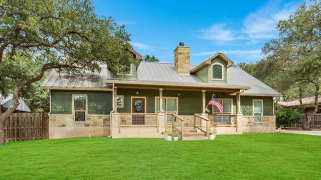 8635 -- Flint Rd., Boerne, TX 78006 (MLS #76654) :: Absolute Charm Real Estate