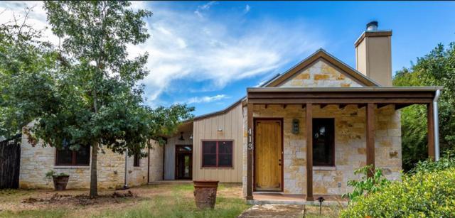 413 E Schubert St, Fredericksburg, TX 78624 (MLS #76744) :: Absolute Charm Real Estate