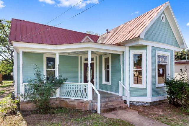 411 E Main St, Fredericksburg, TX 78624 (MLS #76794) :: Absolute Charm Real Estate