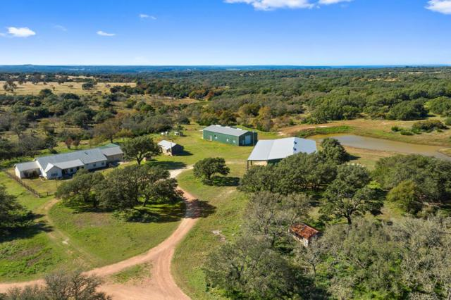 292 N Cowgirl Ranch Rd, Doss, TX 78618 (MLS #76801) :: Absolute Charm Real Estate