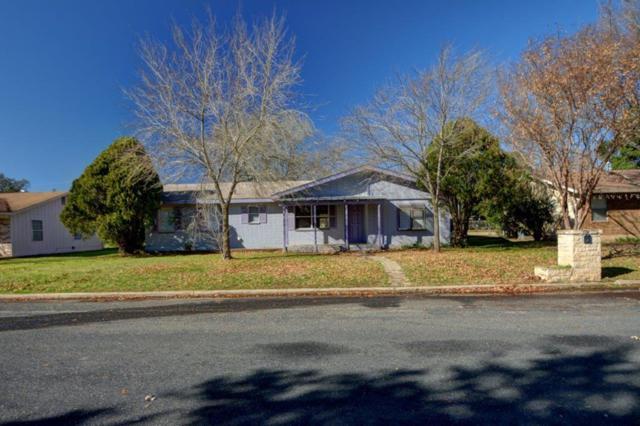 614 SE Bluebonnet, Fredericksburg, TX 78624 (MLS #76966) :: Absolute Charm Real Estate