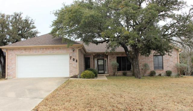 708 -- Oak Hollow Dr., Kerrville, TX 78028 (MLS #76999) :: Absolute Charm Real Estate