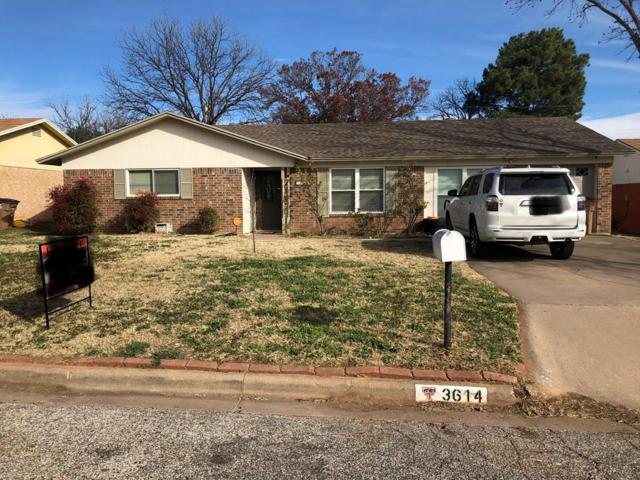 3614 -- Honeysuckle Ln., San Angelo, TX 76904 (MLS #77002) :: Absolute Charm Real Estate