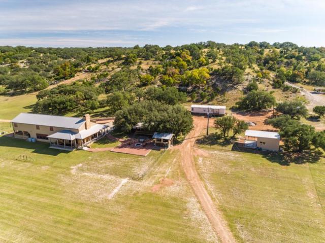 2295 -- Rockhead Rd., Mason, TX 76856 (MLS #77031) :: Absolute Charm Real Estate