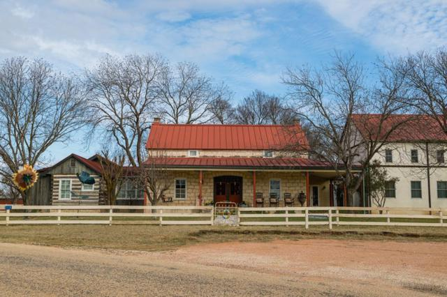 5138 -- Goehmann Lane, Fredericksburg, TX 78624 (MLS #77049) :: Absolute Charm Real Estate