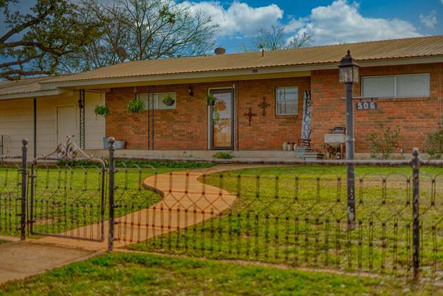 506 E Wallace, Llano, TX 78643 (MLS #77416) :: Reata Ranch Realty