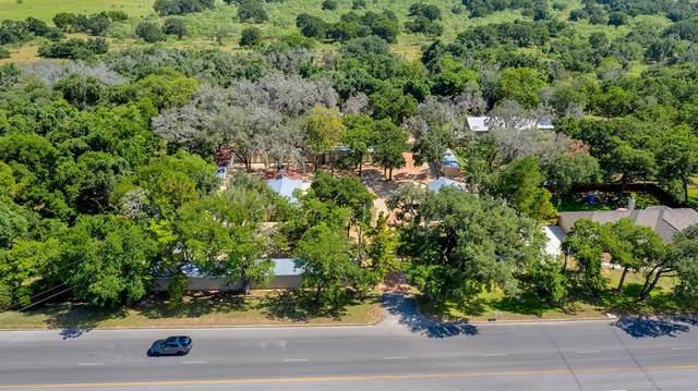 1815 N Hwy 16 N., Fredericksburg, TX 78624 (MLS #78474) :: The Glover Homes & Land Group