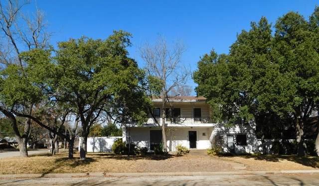 504 -- Grand Ave, Brady, TX 76825 (MLS #79045) :: Reata Ranch Realty