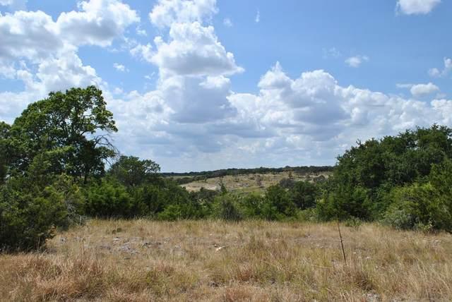 0 N Spies Ridge Dr., Fredericksburg, TX 78624 (MLS #79515) :: Reata Ranch Realty