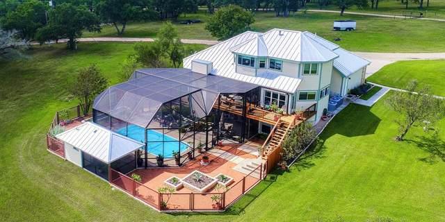 765 -- Brewer Rd, Fredericksburg, TX 78624 (MLS #79755) :: Reata Ranch Realty