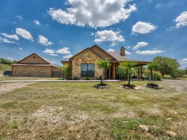 310 -- Summit Ridge Trail, Johnson City, TX 78636 (MLS #79937) :: Reata Ranch Realty