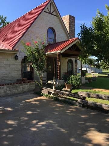 104 SW Rochelle, Brady, TX 76825 (MLS #80007) :: Reata Ranch Realty