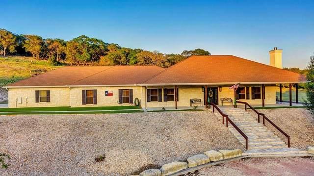 201 W Spring Lakes Pkwy, Ingram, TX 78025 (MLS #80115) :: Reata Ranch Realty