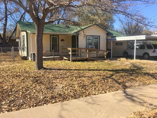 1918 S Walnut St, Brady, TX 76825 (MLS #80227) :: Reata Ranch Realty