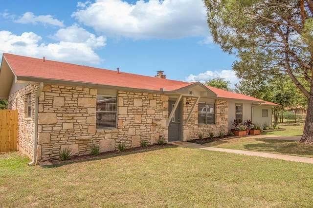 331 -- Broadmoor St, Fredericksburg, TX 78624 (MLS #80267) :: Reata Ranch Realty