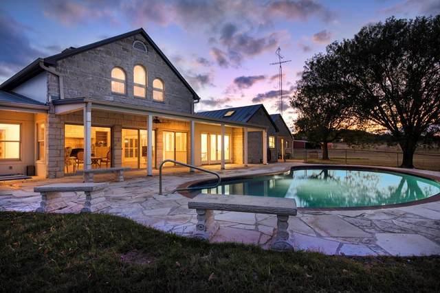 112 -- Armadillo Run, Fredericksburg, TX 78624 (MLS #80378) :: Reata Ranch Realty