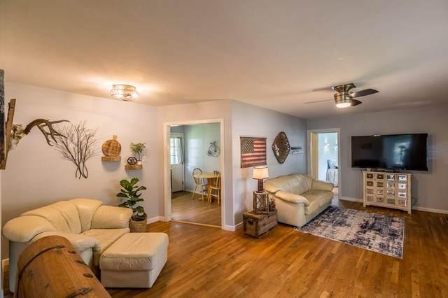 912 -- Apple St, Fredericksburg, TX 78624 (MLS #80471) :: Reata Ranch Realty