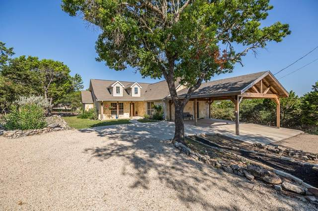 101 W Ledge Stone Ln, Hunt, TX 78025 (MLS #80513) :: Reata Ranch Realty