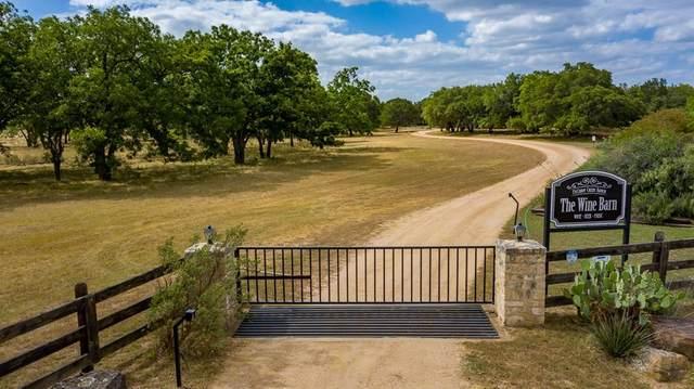 4088 N State Hwy 16, Fredericksburg, TX 78624 (MLS #80539) :: Reata Ranch Realty