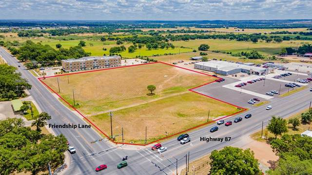 512 -- Friendship Lane, Fredericksburg, TX 78624 (MLS #80585) :: Reata Ranch Realty