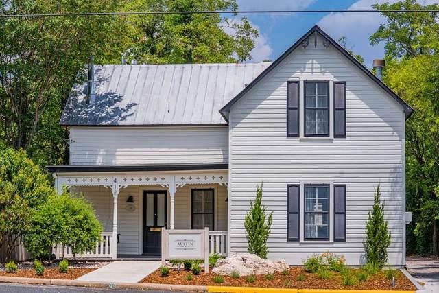 412 W Austin St, Fredericksburg, TX 78624 (MLS #80668) :: Reata Ranch Realty
