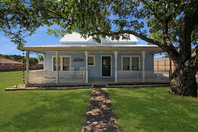 707 -- Highway St, Fredericksburg, TX 78624 (MLS #80697) :: Reata Ranch Realty
