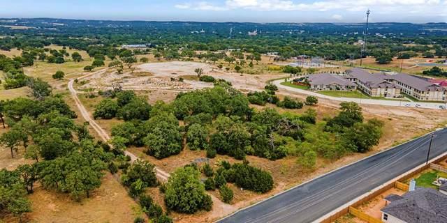 718 -- Windcrest Dr, Fredericksburg, TX 78624 (MLS #80749) :: Reata Ranch Realty