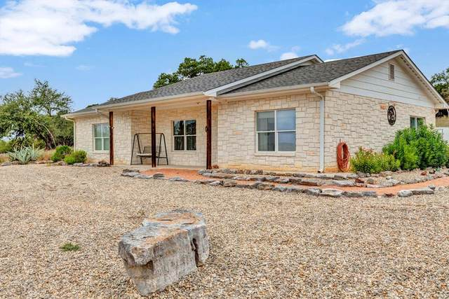 178 -- Charles Ranch Rd, Kerrville, TX 78028 (MLS #80964) :: Reata Ranch Realty