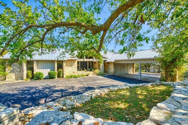 219 -- Canyon Ridge View, Kerrville, TX 78028 (MLS #81037) :: Reata Ranch Realty