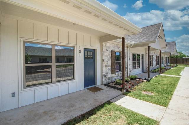 705 E Highway St #101, Fredericksburg, TX 78624 (MLS #81089) :: Reata Ranch Realty