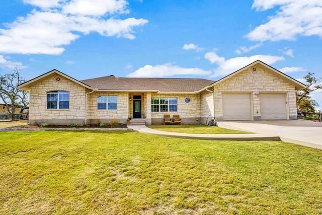 924 -- Southwoods Dr, Fredericksburg, TX 78624 (MLS #81104) :: Reata Ranch Realty